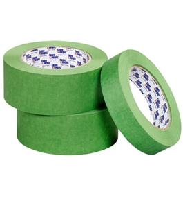 "1"" x 60 yds. (12 Pack) Tape Logic™ - #3200 Green Painter's Tape (12 Per Case)"