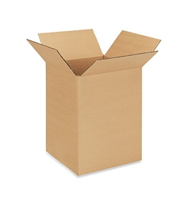 "10"" x 10"" x 14"" Corrugated Boxes (Bundle of 25)"
