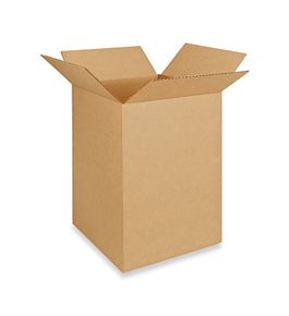 "10"" x 10"" x 15"" Corrugated Boxes (Bundle of 25)"