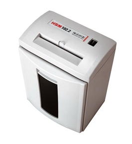 HSM 102.2 Strip Cut Shredder