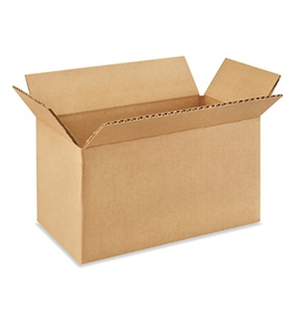 "10"" x 5"" x 5"" Corrugated Boxes (Bundle of 25)"