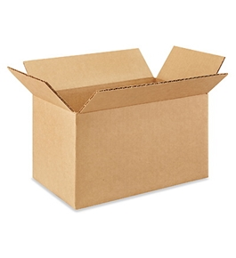 "10"" x 6"" x 6"" Corrugated Boxes (Bundle of 25)"