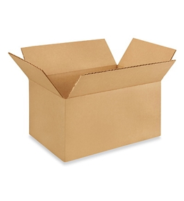 "10"" x 7"" x 5"" Corrugated Boxes (Bundle of 25)"