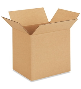 "10"" x 8"" x 10"" Corrugated Boxes (Bundle of 25)"