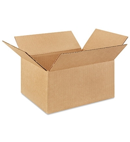 "10"" x 8"" x 5"" Corrugated Boxes (Bundle of 25)"
