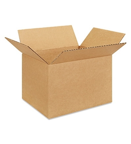 "10"" x 8"" x 7"" Corrugated Boxes (Bundle of 25)"