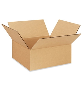 "10"" x 9"" x 4"" Corrugated Boxes (Bundle of 25)"