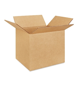 "10"" x 9"" x 9"" Corrugated Boxes (Bundle of 25)"