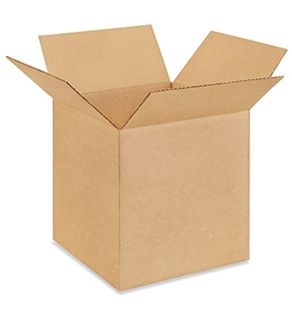 "11"" x 11"" x 11"" Corrugated Boxes (Bundle of 25)"