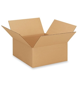 "11"" x 11"" x 5"" Corrugated Boxes (Bundle of 25)"