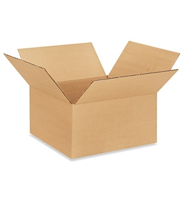 "11"" x 11"" x 6"" Corrugated Boxes (Bundle of 25)"