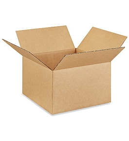 "11"" x 11"" x 7"" Corrugated Boxes (Bundle of 25)"