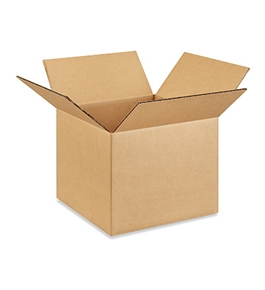 "11"" x 11"" x 9"" Corrugated Boxes (Bundle of 25)"