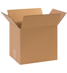 "11 1/4"" x 8 5/8"" x 10"" Corrugated Boxes (Bundle of 25)"