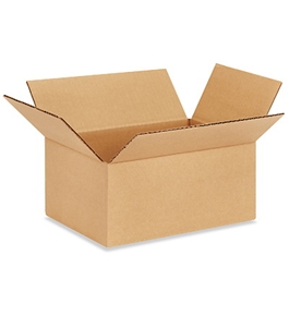 "11"" x 8"" x 5"" Corrugated Boxes (Bundle of 25)"