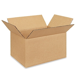 "11"" x 8"" x 6"" Corrugated Boxes (Bundle of 25)"