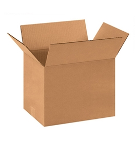 "11 3/4"" x 8 3/4"" x 8 3/4"" Corrugated Boxes (Bundle of 25)"
