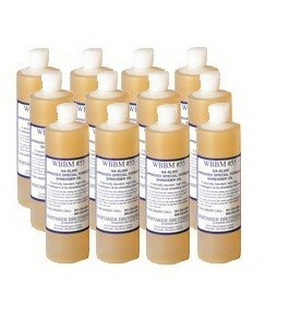 12-Pint Case of Shredder Oil - Distributed by Whitakerbrothers Business Machines, Inc