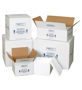 "12"" x 12"" x 11 1/2"" Insulated Shipping Containers (1 Per Case)"