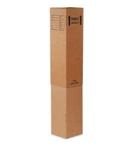 "12"" x 12"" x 46"" Inner Lamp Boxes (15 Each Per Bundle)"