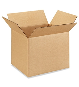 "12"" x 10"" x 10"" Corrugated Boxes (Bundle of 25)"