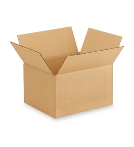 "12"" x 10"" x 7"" Corrugated Boxes (Bundle of 25)"