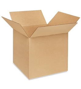 "12"" x 12"" x 11"" Corrugated Boxes (Bundle of 25)"