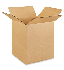 "12"" x 12"" x 15"" Corrugated Boxes (Bundle of 25)"