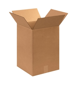 "12"" x 12"" x 18"" Corrugated Boxes (Bundle of 25)"