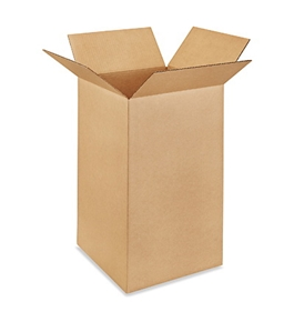 "12"" x 12"" x 20"" Corrugated Boxes (Bundle of 25)"