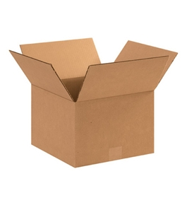 "12"" x 12"" x 8"" Corrugated Boxes (Bundle of 25)"
