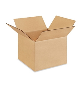 "12"" x 12"" x 9"" Corrugated Boxes (Bundle of 25)"