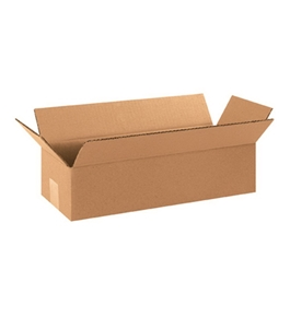 "12"" x 4"" x 4"" Long Corrugated Boxes (Bundle of 25)"