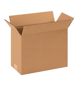 "12"" x 6"" x 12"" Corrugated Boxes (Bundle of 25)"