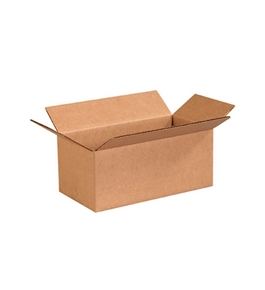 "12"" x 6"" x 5"" Long Corrugated Boxes (Bundle of 25)"