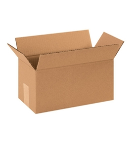 "12"" x 6"" x 6"" Long Corrugated Boxes (Bundle of 25)"
