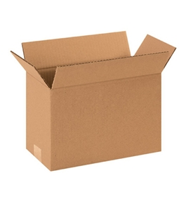 "12"" x 6"" x 8"" Corrugated Boxes (Bundle of 25)"