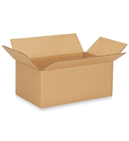 "12"" x 7"" x 5"" Corrugated Boxes (Bundle of 25)"