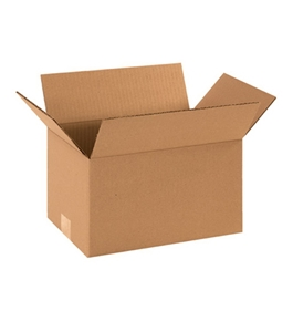 "12"" x 8"" x 7"" Corrugated Boxes (Bundle of 25)"