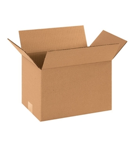 "12"" x 8"" x 8"" Corrugated Boxes (Bundle of 25)"