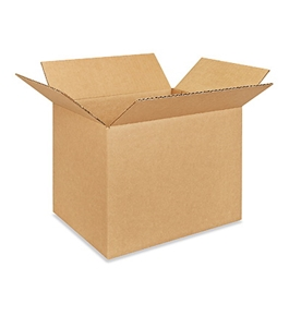 "12"" x 9"" x 10"" Corrugated Boxes (Bundle of 25)"