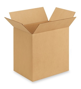 "12"" x 9"" x 12"" Corrugated Boxes (Bundle of 25)"