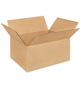"12"" x 9"" x 5"" Corrugated Boxes (Bundle of 25)"