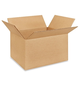 "12"" x 9"" x 7"" Corrugated Boxes (Bundle of 25)"