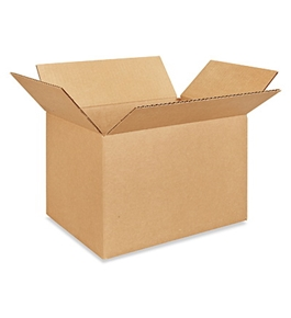 "12"" x 9"" x 8"" Corrugated Boxes (Bundle of 25)"