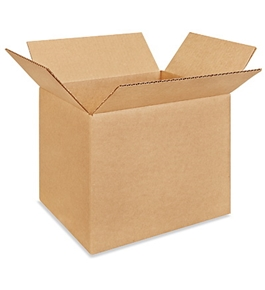 "12"" x 9"" x 9"" Corrugated Boxes (Bundle of 25)"