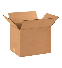 "12 1/4"" x 9 1/4"" x 9"" Corrugated Boxes (Bundle of 25)"