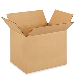 "13"" x 10"" x 10"" Corrugated Boxes (Bundle of 25)"