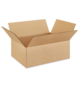 "13"" x 10"" x 5"" Corrugated Boxes (Bundle of 25)"
