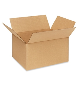 "13"" x 10"" x 7"" Corrugated Boxes (Bundle of 25)"